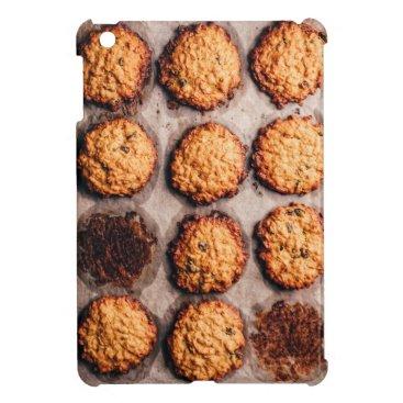 Oatmeal cookies with raisin case for the iPad mini