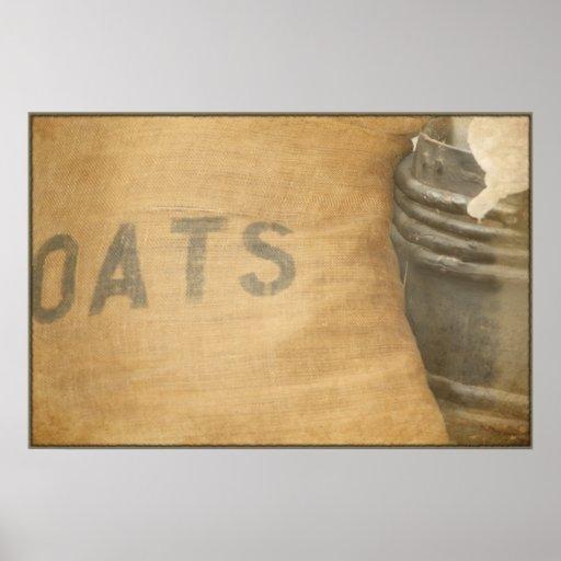 Oats  Poster
