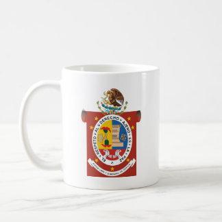 Oaxaca escudo, Mexico Coffee Mug