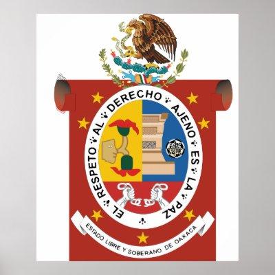 Escudo De Oaxaca