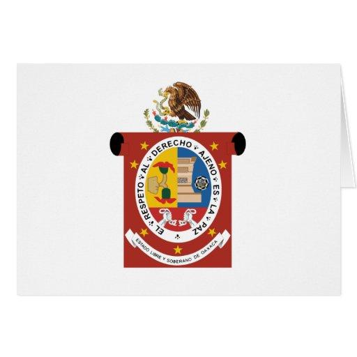 Oaxaca, Mexico Card