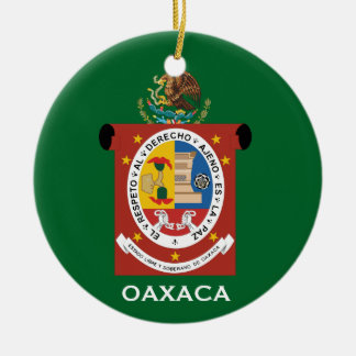 Oaxaca*, Mexico Christmas Ornament
