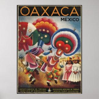 Oaxaca Mexico Posters