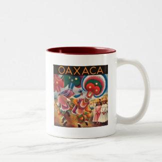 Oaxaca Two-Tone Coffee Mug