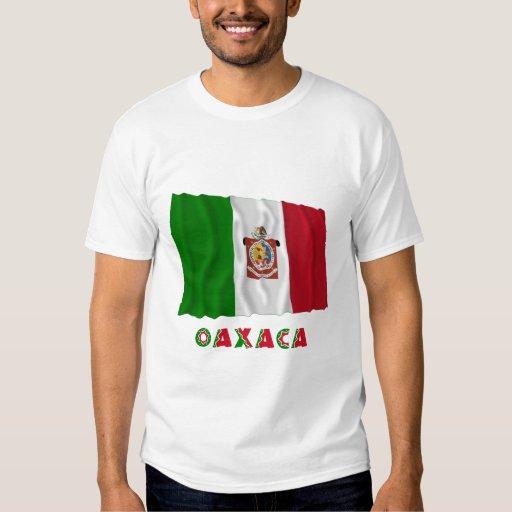 Oaxaca Waving Unofficial Flag Shirts
