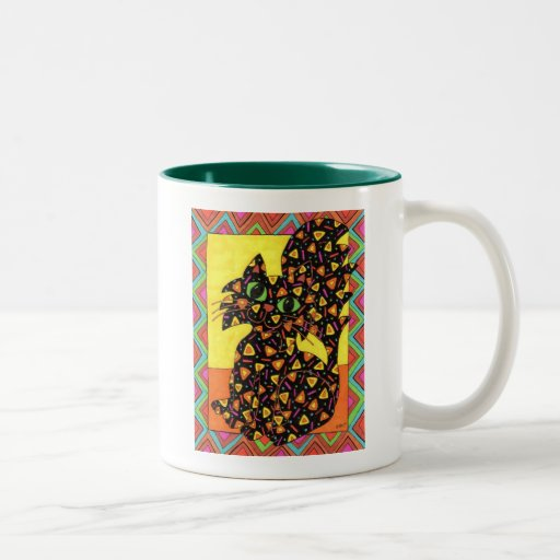 Oaxacan Cat Mug
