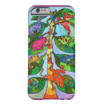 Oaxacan Frog Tree of Life iPhone 6 Case