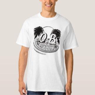 OB Cooperative Records - Circle Logo T-Shirt