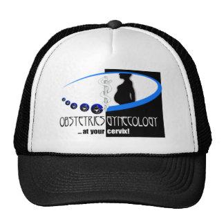 OB / GYN AT YOUR CERVIX - FUNNY MEDICAL TRUCKER HAT