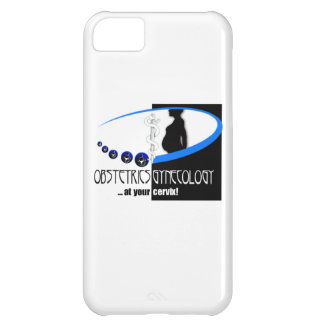OB / GYN AT YOUR CERVIX OBSTETRICIAN HUMOR iPhone 5C CASE