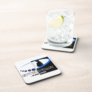 OB / GYN AT YOUR CERVIX OBSTETRICIAN HUMOR DRINK COASTERS