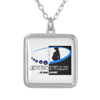 OB / GYN AT YOUR CERVIX OBSTETRICIAN HUMOR JEWELRY