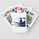 OB / GYN AT YOUR CERVIX OBSTETRICIAN HUMOR BICYCLE PLAYING CARDS