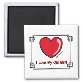 OB/GYN REFRIGERATOR MAGNET