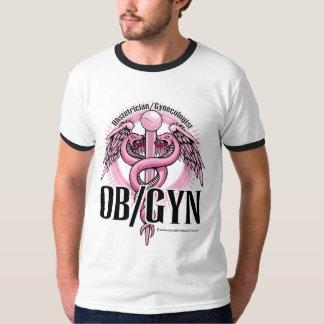 OB/GYN PINK Caduceus T-Shirt