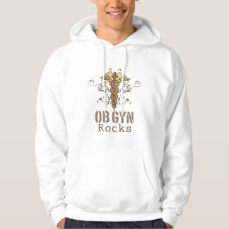 OB GYN Rocks Hooded Sweatshirt