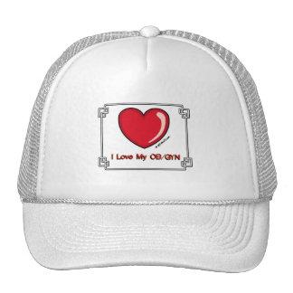 OB/GYN TRUCKER HAT