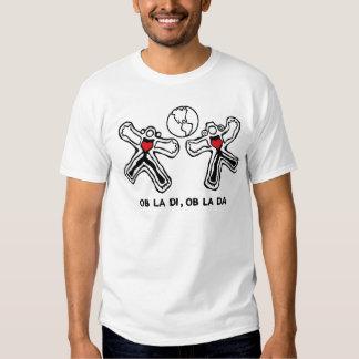 ob la di earth shirt