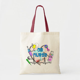 OB Nurse Art Gifts Tote Bag