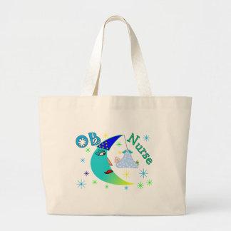 OB Nurse gifts Jumbo Tote Bag