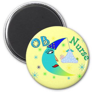 OB Nurse gifts Magnet