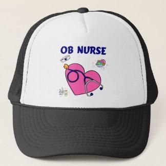 OB Nurse Hat