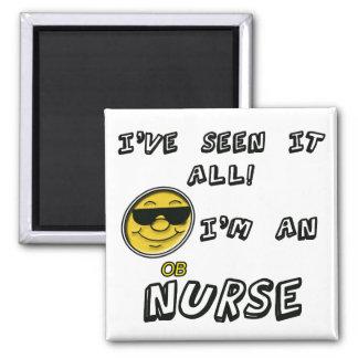OB Nurse Magnet