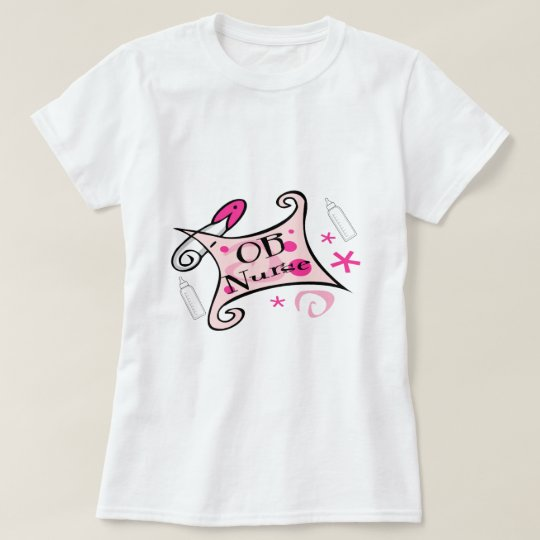 OB nurse (obstetrics) Nursing T-Shirt