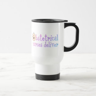 OB Nurse Travel Mug