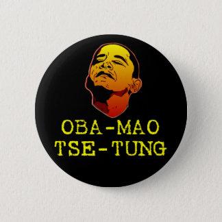 Oba Mao Tse Tung Button