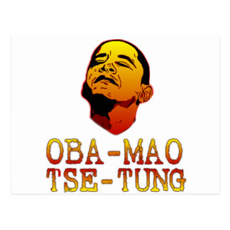 Oba Mao Zedong Postal