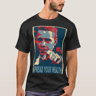 OBA-MArx: Spread YOUR Wealth T-Shirt
