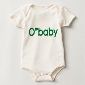o'baby Irish Baby shirt