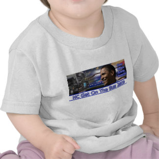 O'Baby NC Get On The Bus 2009 T Shirt