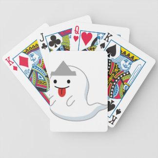 Obake Ghost Japan Bicycle Playing Cards