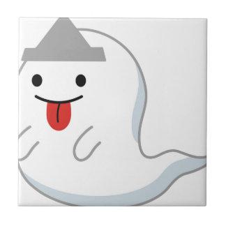 Obake Ghost Japan Tile