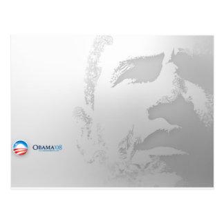 Obama'08-0004 Postcard