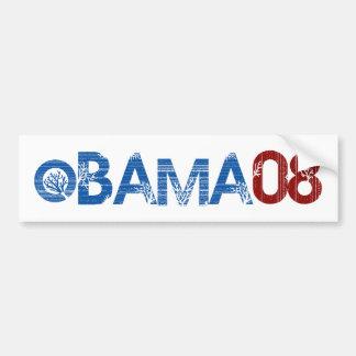 OBAMA08 Bumper Sticker