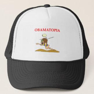OBAMA11.png Trucker Hat