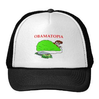 OBAMA14.png Trucker Hat