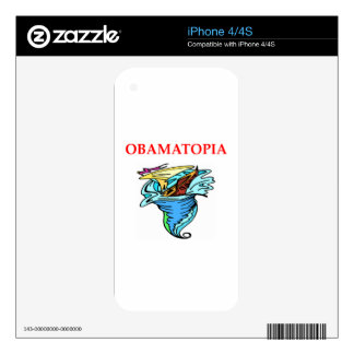 OBAMA18.png iPhone 4 Decals