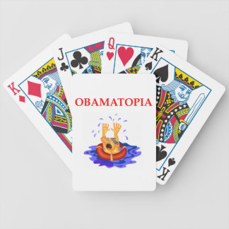 OBAMA19.png Bicycle Playing Cards