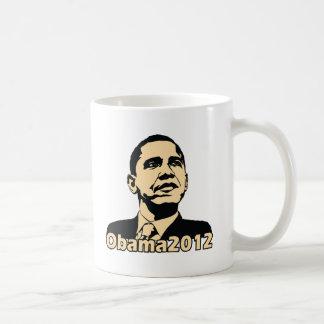 Obama2012 Coffee Mug