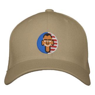 OBAMA2012 EMBROIDERED BASEBALL HAT