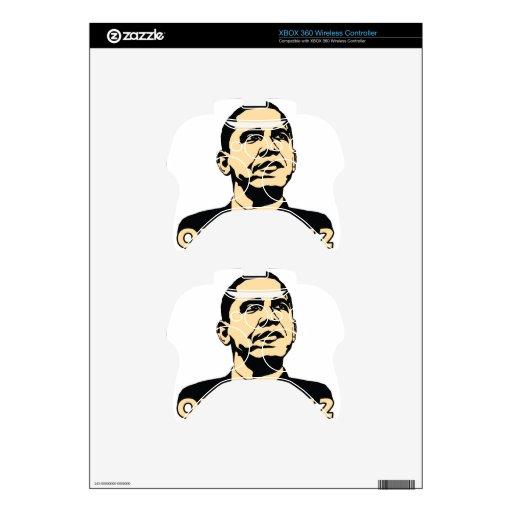 Obama2012 Xbox 360 Controller Skin
