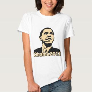 Obama2012 T Shirt