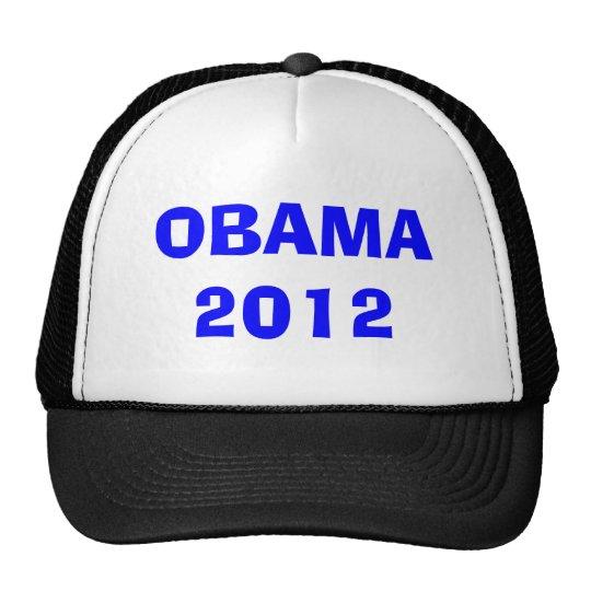 OBAMA2012 TRUCKER HAT
