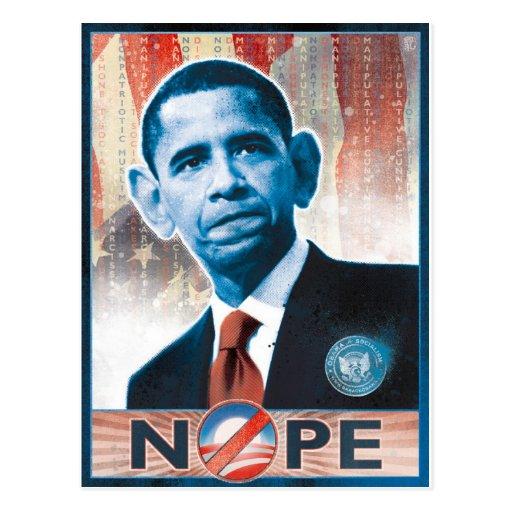 Obama2 Postcards