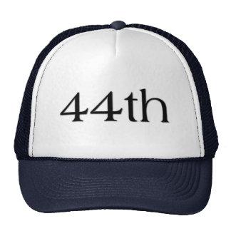 obama44th gorras de camionero