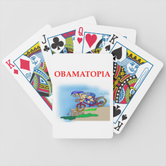 OBAMA8.png Bicycle Playing Cards